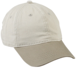 Garment Washed Cotton Twill 6 Panel